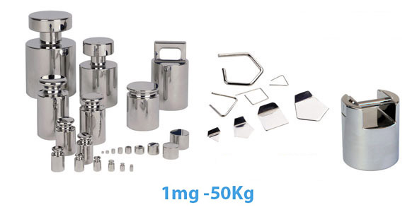 World Calibration Weights and Calibration Mass Sets